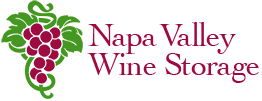 Napa Valley's Premier Wine Storage Logo